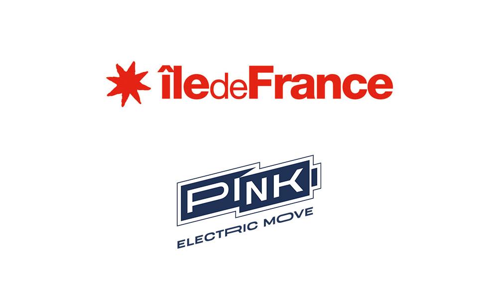 Image à la une – La région Ile-de-France aux côtés de PinkMobility
