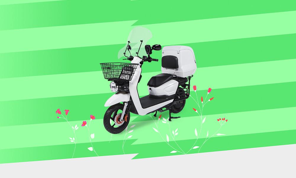 Image à la une – Pink vous offre la deuxième batterie pour livrer plus loin