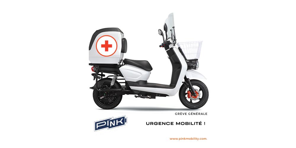 Image à la une – Urgence mobilité malgré la grève générale