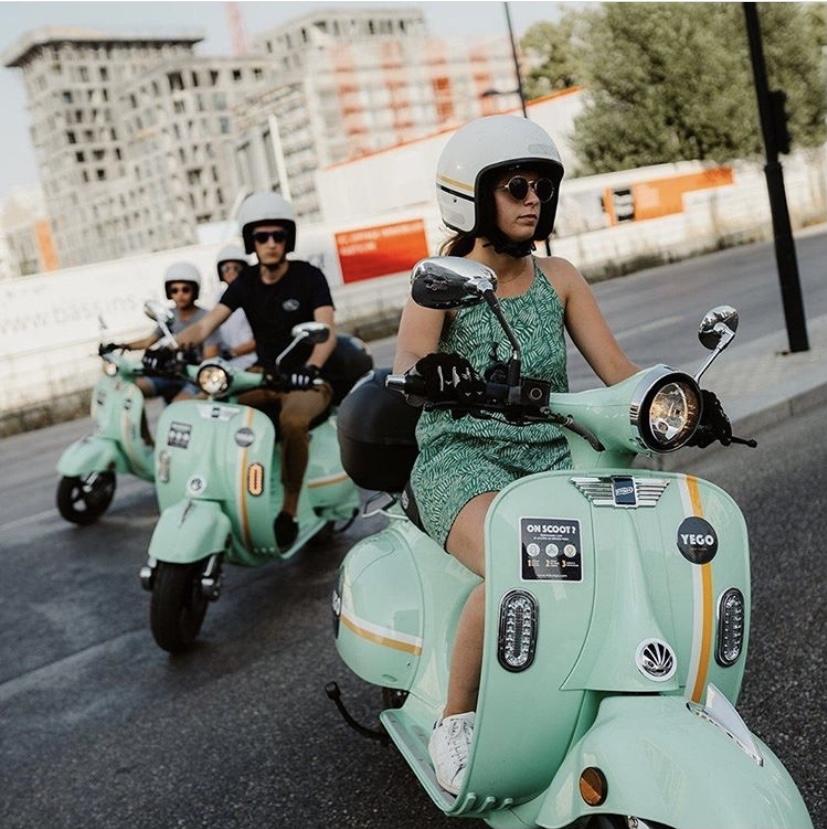Image à la une – [Caradisiac] Yego arrive à Paris | Scooters électriques en libre-service