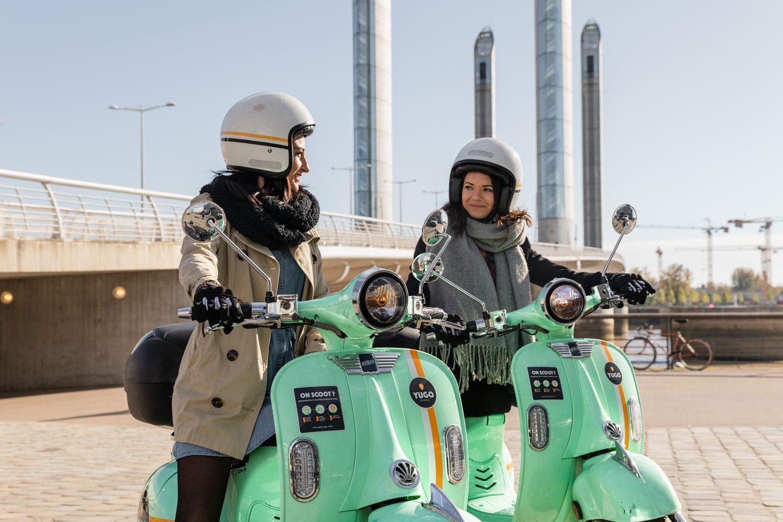 Image à la une – [Frandroid] Yego lance ses scooters électriques à Paris : quel prix par rapport à la concurrence?